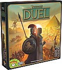 7 Wonders: Duel (Stand Alone Game) by Asmodee Games  ASMSEV07