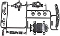 Tamiya/A Parts for Upright/TT-01/Type-E Chassis TAM51318