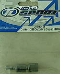Team Losi Center Differential Outdrive Cups/MUG  LOSB3559