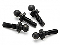 HPI Racing 1/10th Scale Ball Link Screws 4.3x20mm (4)/Sprint RTR  HPI86191