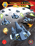 Federation & Empire: ISC War Expansion Set by Amarillo Design Bureau ADB3210