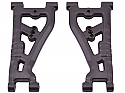 Associated ProLite 4x4 Short Course Truck Black Front Suspension A-Arms by RPM RPM73522