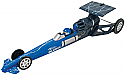 Estes 1/24 Scale Rocket-Powered Dragster, Blue Skill Level-ARF  EST2502