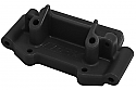 Traxxas 2WD Stampede/Rustler/Slash Black Front Bulkhead by RPM RC Products RPM73752
