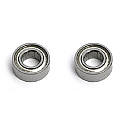 Team Associated 1/18 Scale Replacement Bearings 4 x 8 x 3mm (2)/RC18T  ASC21105