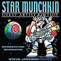 Star Munchkin: Guest Artist Edition (Len Peralta) by Steve Jackson Games SJG1518