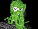 Cthulhu Knitted Ski Mask by Toy Vault TOY12031