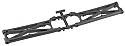 Team Durango 1/10th Scale Rear Suspension Arms/DEST210R/DESC210R  TDRTD330381