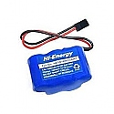 Hi-Energy 6.0V 1600mAh NiMH Hump Receiver Battery Pack  HIE5N160023AHZ