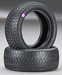 "Pro-Line Racing Scrubs 2.2"" 4WD MC (Clay) Front Off Road Tires  PRO8214-17"