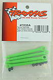 Traxxas 1/16 Scale E-Revo/Slash VXL Green Front and Rear Toe Links