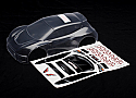 Traxxas 1/16 Rally VXL Body/Grill & Lights Decal Sheet