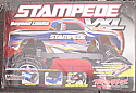 Traxxas VXL 2.4Ghz Brushless Stampede RTR Electric Stadium Truck 65+mph!