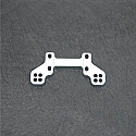 Axial Racing EXO Buggy CNC Aluminum Rear Camber Link Mount Silver