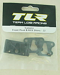 Team Losi Racing 22 1/10 Scale Buggy Front Pivot and Kick Shims