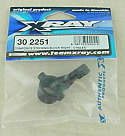 XRAY T1 Right Composite Steering Block (3 Holes)