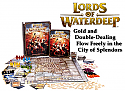 Dungeons and Dragons: Lords of Waterdeep Board Game by Wizards of the Coast WOC38851