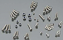 Traxxas Spartan Stainless Steel Screw Set