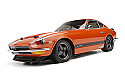 HPI Racing Datsun 240Z Clear Body (WB 225mm/F0/R3mm)  HPI7210
