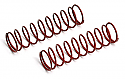 Team Associated 1/10 Scale Truck Red Front Shock Springs (3.90lb)