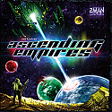 Ascending Empires Galactic Conquest Boardgame by Z-Man Games ZMG7065