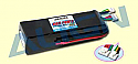 Align 6S1P 22.2V 2600MAH/40C/B LiPo Battery  AGNHBP26002