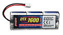 DuraTrax 1600mAh NiMH 7.2V 6 Cell Stick Battery Pack  DTX2193