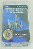 Star Trek Attack Wing: Klingon I.K.S. Somraw Raptor Class Expansion Pack WZK71448