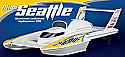 Aquacraft Miss Seattle Ready-To-Run Brushless Unlimited R/C Hydroplane AQUB1822