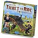 Ticket to Ride: Nederland Map Pack Expansion by Days of Wonder DOW720120