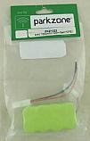 Parkzone F27B/SC/ABS 9.6V 1000mAh Ni-MH Battery