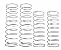Ofna Hyper 9 White Medium Springs for 17mm Shocks
