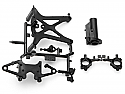 HPI Micro RS4 1/18th Scale 4WD Car Mount Set (HP 73407)