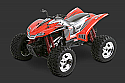 HPI Racing ATV-1 Clear Body for E-Savage Firestorm  HPI7164