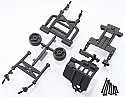 Arrma 1/10th Scale Wheelie Bar Set/Granite/Fury/Raider  ARAAR320165