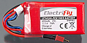 Great Planes Electrifly 600mAh 11.1V 23C Lithium Polyer LiPo Battery w/Dean's Ultra Plug GPMP0821