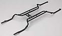 Axial Racing 1/10th Scale Tube Frame Rails/Wraith  AXIAX80074