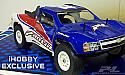 Pro-Line Flo-Tek Chevy Silverado 1500 Clear Body for Slash/SC10/Blitz