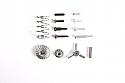 Tamiya 1/10th Scale Metal Parts Bag B 58402  TAM9400689