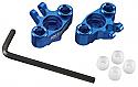 Traxxas 1/16 E-Revo/Slash VXL Blue Alloy Steering Block