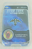 Star Trek Attack Wing: Bajoran Interceptor 5 Expansion Pack WZK71445