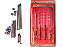Racers Edge 1/8th Scale Steel Hardened Hinge Pin Set/MP777/MP7.5  RCEK8034