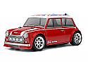 HPI Racing Mini Cooper Body WB 210mm. F0/R0mm  HPI7206