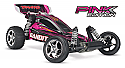 Traxxas Bandit Extreme XL-5 ReadyTo Run Off-Road Buggy 35+ Mph TRA24054-1 PINK BODY