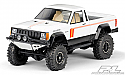 "Pro-Line Jeep Comanche Full Bed Clear Body 12.3"" Crawler"