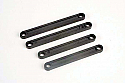 Traxxas 1/10th Scale Bandit XL-5/VXL Buggy Black Camber Link Set (4pcs) TRA2441