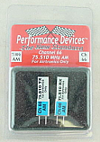 Airtronics 75Mhz Am Crystal Set - Channel 66
