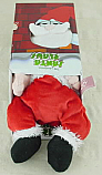 ROFL Mates - Motion Activated Laughing/Rolling Santa REI770009