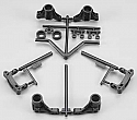 Tamiya M-05 M05 Mini F Parts Set (Uprights/Steering Knuckles/Rear Hubs) TAM51393