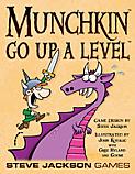 Munchkin: Go Up a Level Expansion Set